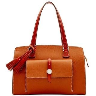 Dooney & Bourke Cambridge Shoulder Bag (Introduced by Dooney & Bourke at $328 in Oct 2016) - Desert