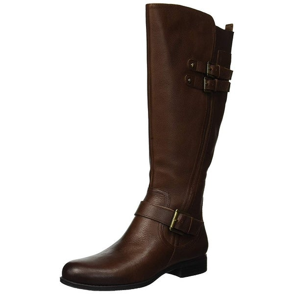 829e385aff2 Shop Naturalizer Women s Jessie Knee High Boot - Free Shipping Today ...