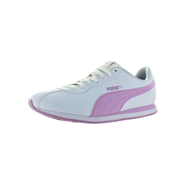 Shop Puma Womens Turin II Casual Shoes Faux Leather Softfoam