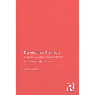 Destined for Greatness - Michael Ramirez