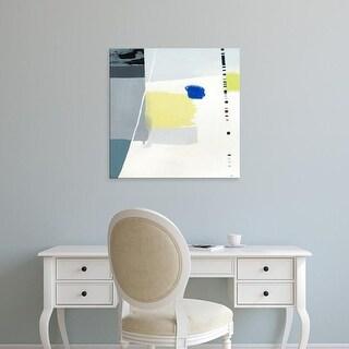 Easy Art Prints Aliza Cohen's 'Highway 80' Premium Canvas Art