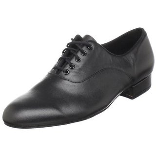 Bloch Mens Xavier Oxfords Leather Solid