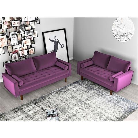 Mac Living Room Set