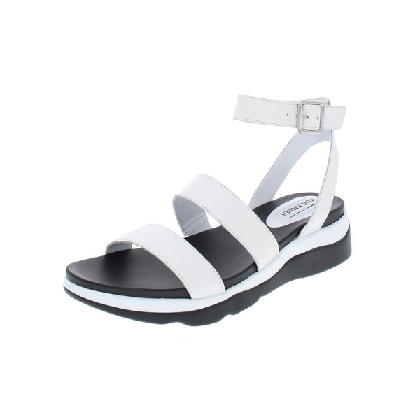 e5dc8ed00ee Shop Steve Madden Womens Relish Sport Sandals Leather Wedge - Free ...