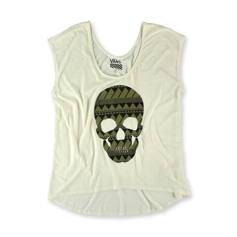 Vans Womens Sin Win U Neck Graphic T-Shirt