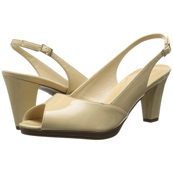 Bella Vita NEW Beige Women's Shoes Size 9M Liset II Slingbacks