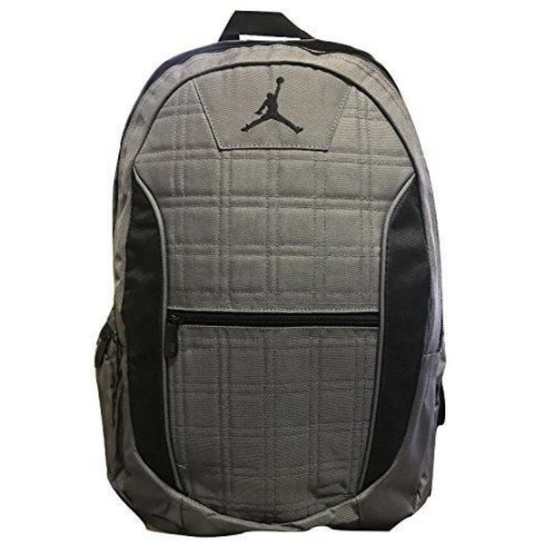 Shop Nike Jordan Jumpman 23 Grid 2-Strap School Backpack 9A1137 ... d0983c0289b01