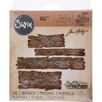 Sizzix Bigz Die By Tim Holtz-Planks