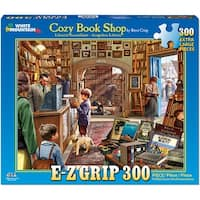 "Jigsaw Puzzle 300 Pieces 24""X30""-Cozy Book Shop"