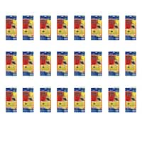 Pic Grt2F Glue Rat Boards (24 Packs Of 2)