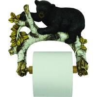 Rivers Edge Cute Bears Wall Mount Toilet Paper Holder - 1160