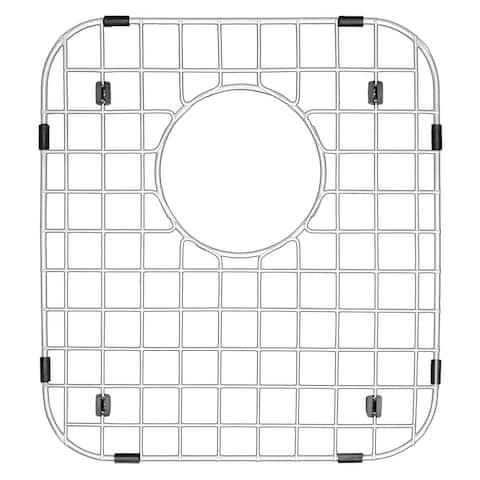 "Karran GR-3003 Stainless Steel Bottom Grid 12-1/2"" x 14-3/4"" fits E-360R"