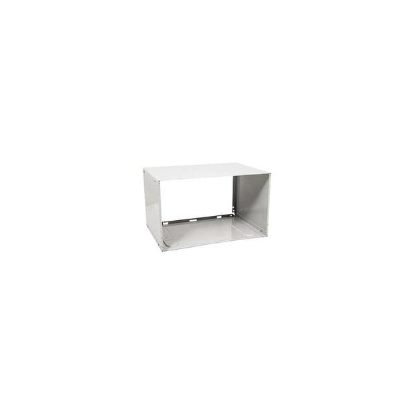 Koldfront WTCSLV Through Wall Metal Mounting Sleeve - White