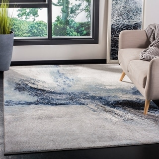 Link to Safavieh Galaxy Consuela Abstract Rug Similar Items in Rugs