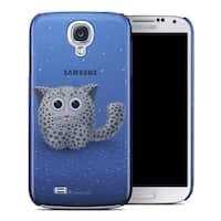 DecalGirl  Samsung Galaxy S4 Clear Case - Snow Leopard