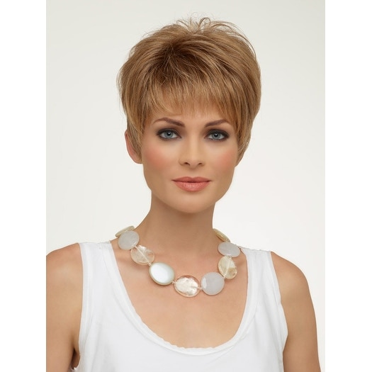 Tiffany Petite by Envy - Synthetic, Monofilament Top