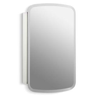 """Kohler K-CB-CLC2031BAN 20"""" x 31"""" Single Door Reversible Hinge Frameless Mirrored Medicine Cabinet"""