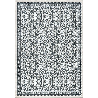Link to Alise Rugs Carrington Traditional Medallion Area Rug Similar Items in French Country Rugs