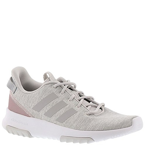 buy online 80993 448a0 Adidas Neo Women  x27 s Cf Racer Tr W Running Shoe, Grey One