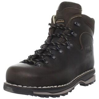 Zamberlan Men's 1023 Latemar NW RR Hiking Boot - waxed dark brown