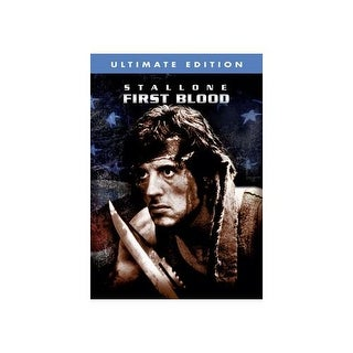 RAMBO 1ST BLOOD ULTIMATE EDITION (DVD) (WS/ENG)