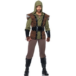 Leg Avenue Storybook Robin Hood Adult Costume - Green
