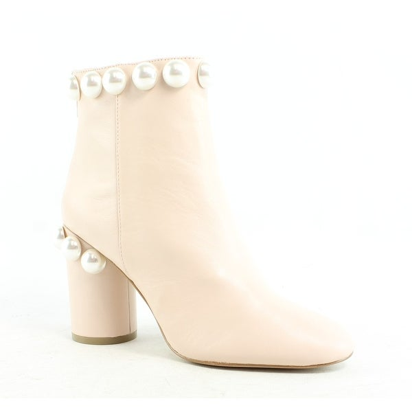 4198a557cc6 Shop Katy Perry Womens The Opearl Nappa Blush Nude Fashion Boots ...