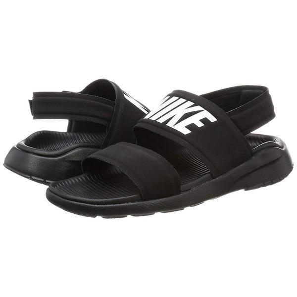 Nike Tanjun Womens Sandal Black