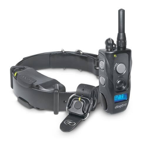 Dogtra 1900S Black Handsfree 3/4 Mile Remote Trainer Black
