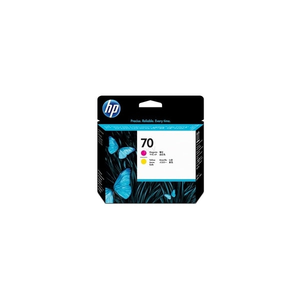 HP 70 Magenta and Yellow DesignJet Printhead (C9406A) (Single Pack)