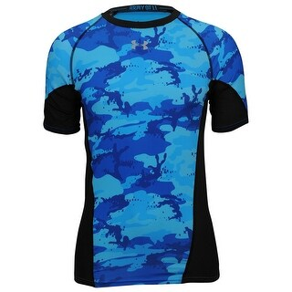 Men's Under Armour 1248634 Army Of 11 Football Compression Short Sleeve