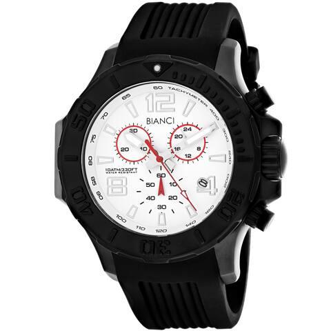 Roberto Bianci Men's Aulia RB55053 Silver Dial Watch