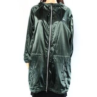 Lauren by Ralph Lauren NEW Green Womens Size XL Hooded Anorak Jacket