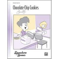 Alfred 00-19752 Chocolate Chip Cookies - Music Book