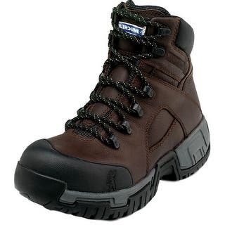Michelin Work Boots Mens Steel Toe Waterproof Lace Up Brown XHY662|https://ak1.ostkcdn.com/images/products/is/images/direct/8c920e99ccb95ac5fff3c633f944856a7d68223e/Michelin-Work-Boots-Mens-Steel-Toe-Waterproof-Lace-Up-Brown-XHY662.jpg?impolicy=medium