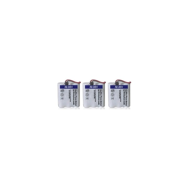 GE/RCA TL26154-3 Pack Replacement Battery