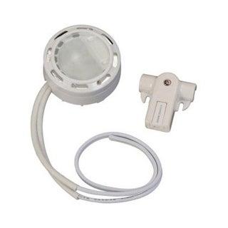 Westek XLV11HCCC Xenon Line Voltage Accent Puck Light Kit, white