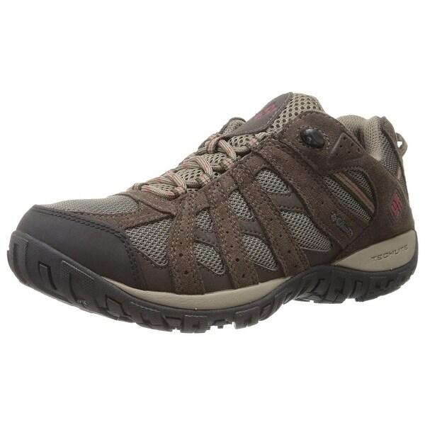 e69fbd58137 Shop Columbia Men's REDMOND WATERPROOF Wide Hiking Shoe - Free ...