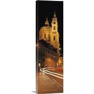 Premium Thick-Wrap Canvas entitled Prague Czech Republic