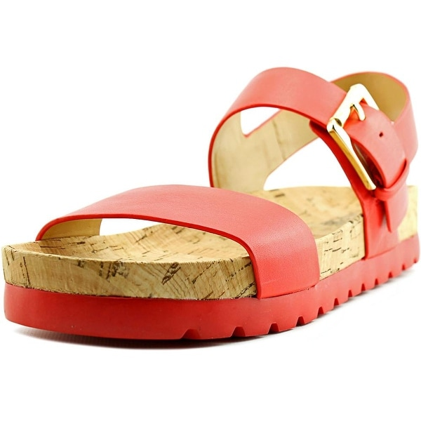 ed57699b4328 Shop Michael Michael Kors Judie Sandal Women Coral Reef Sandals ...