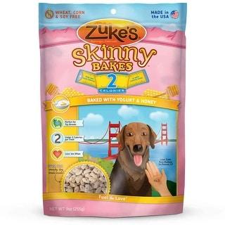 Zuke's Skinny Bakes 2's Yogurt and Honey 9 oz.