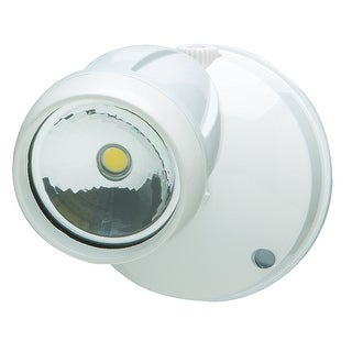Heathco HZ-8487-WH Flood Security Led Light, White