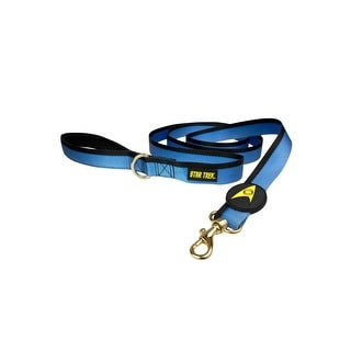 Star Trek Blue Uniform Pet Leash