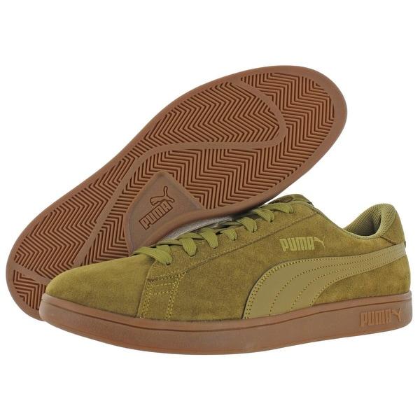 Shop Puma Mens Smash v2 Skate Shoes