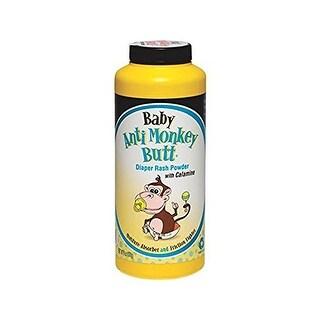 Anti Monkey Butt Baby Powder, 6 Ounce