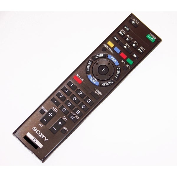 OEM Sony Remote Control: KDL-60EX645, KDL60EX645
