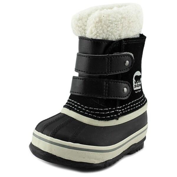 Sorel 1964 Pac Strap Round Toe Suede Winter Boot