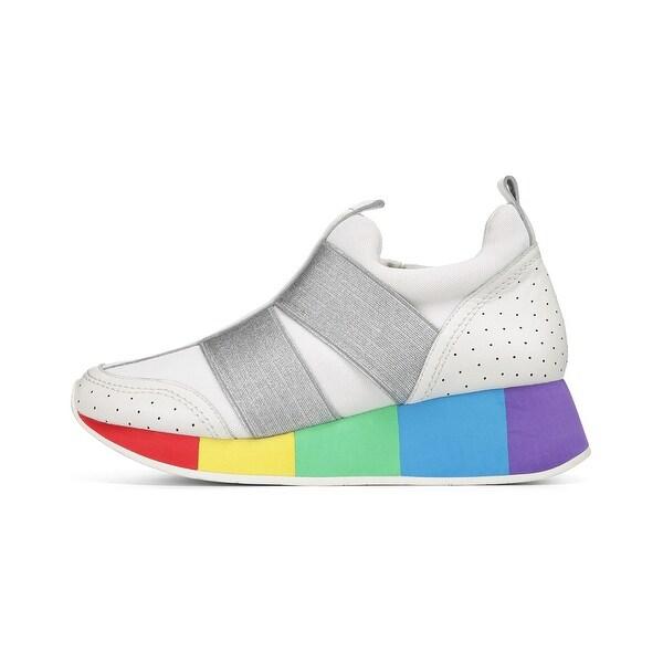 Donald Pliner Prix Leather Sneaker Size