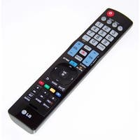 OEM LG Remote Control Originally Shipped With: 32LM6400, 32LM6400-SA, 42LM6400, 42LM6400-SA, 47LM6400-SA