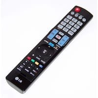 OEM LG Remote Control Originally Shipped With: 55LM6400-SA, 32LM6400SA, 42LM6400SA, 47LM6400SA, 55LM6400SA